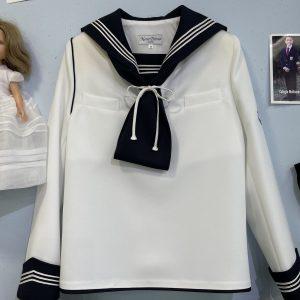 traje de comunión marinero